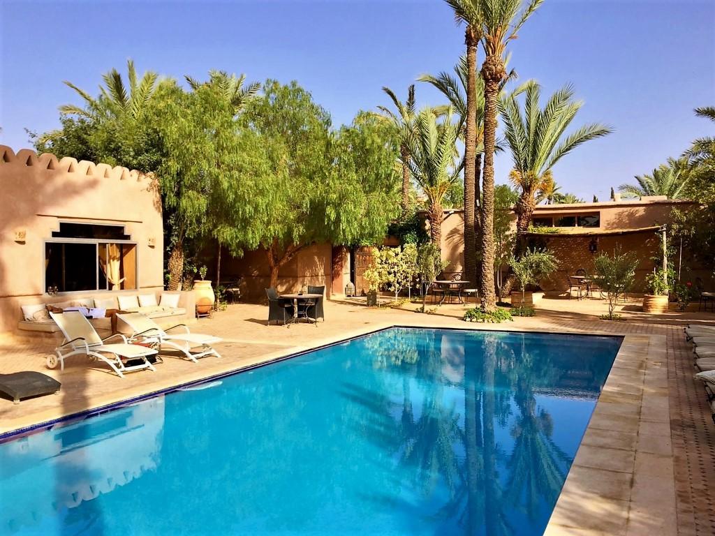 Location villa maroc avec piscine priv e 15 villas for Villa a marrakech avec piscine