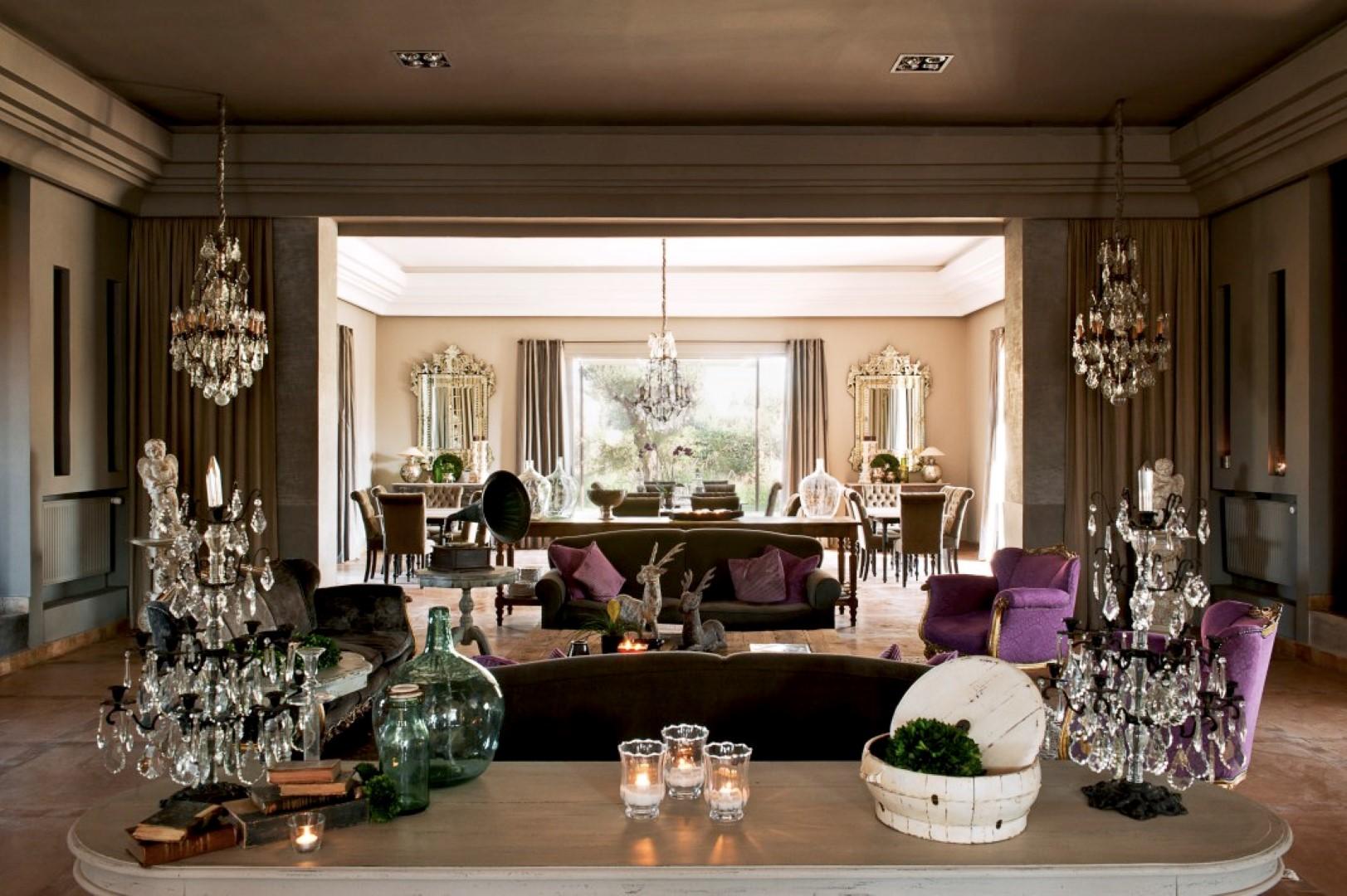 Location Villa Marrakech Villa Chic Boh Me