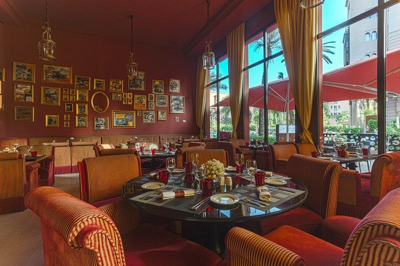 restaurant marrakech del café