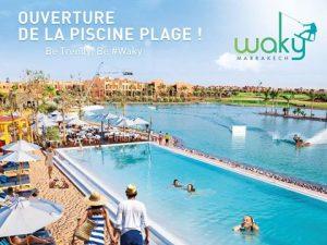 piscine waky marrakech