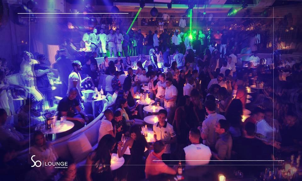 Boite de nuit marrakech 7 adresses pour une nuit for Exterieur boite de nuit
