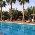 domaine de tameslot piscine marrakech