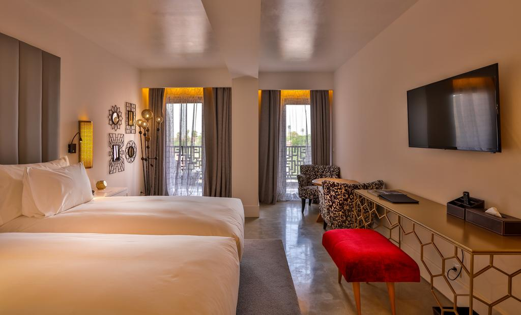 Hotel Deux Ciels Marrakech