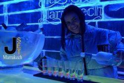 ice bar marrakech