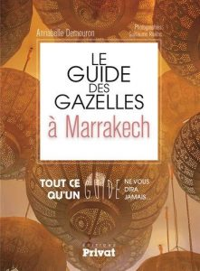 le guide des gazelle à Marrakech