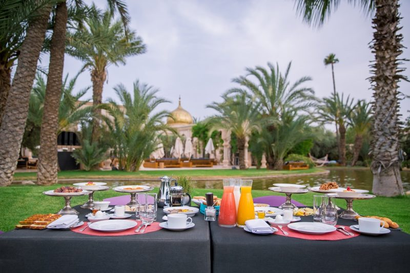 Ftour Marrakech 2017 Palais Namaskar