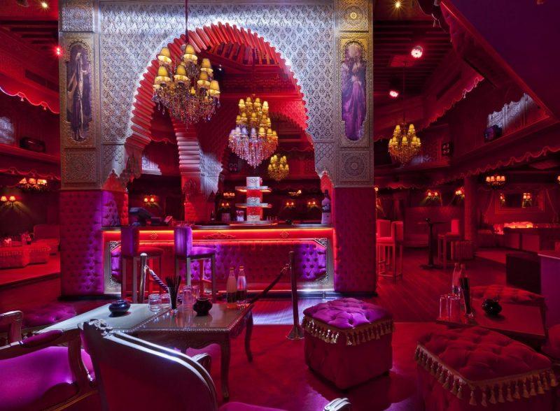 Sortir la nuit à Marrakech