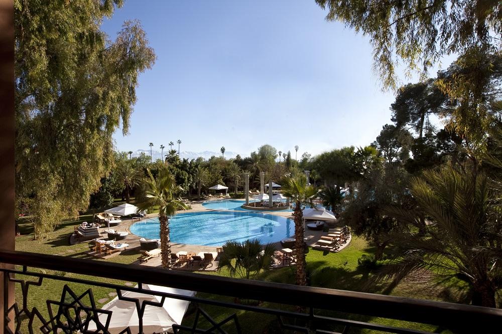 Très Journée Piscine Marrakech : 30 piscines de rêve au  SL55