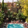 Brunch Marrakech les jardins de la medina 2