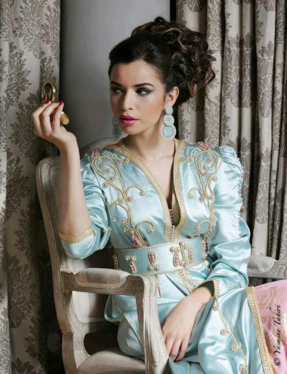 Caftan Salima Elboussouni 1