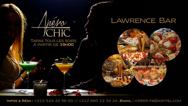 Lawrence Bar By Sofitel