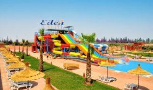 Eden Andalou piscine marrakech