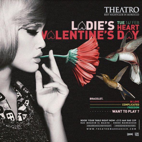 Flyer St Valentin theatro
