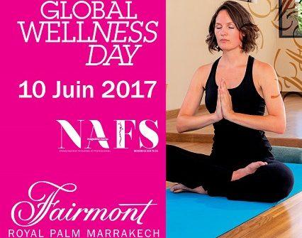 Global Wellness Day au Fairmont Royal Palm Marrakech
