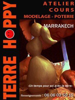 cours de porterie modelage Marrakech