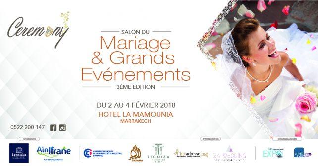 Salon du Mariage Marrakech