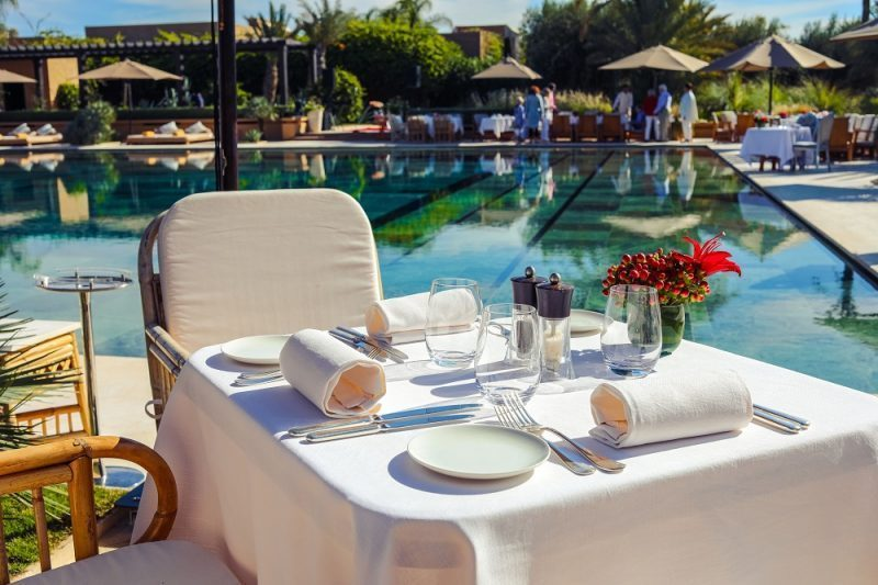 brunch marrakech mandarin oriental