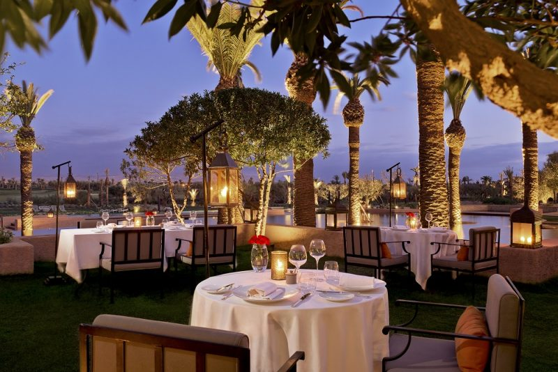restaurant Marrakech Le Caravane 1