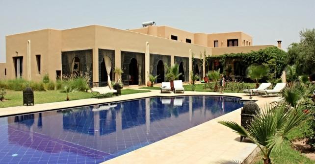 Maison marrakech for Achat maison marrakech