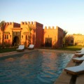 Location villa marrakech villa Domi
