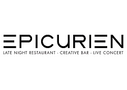 Logo Epicurien restaurant marrakech