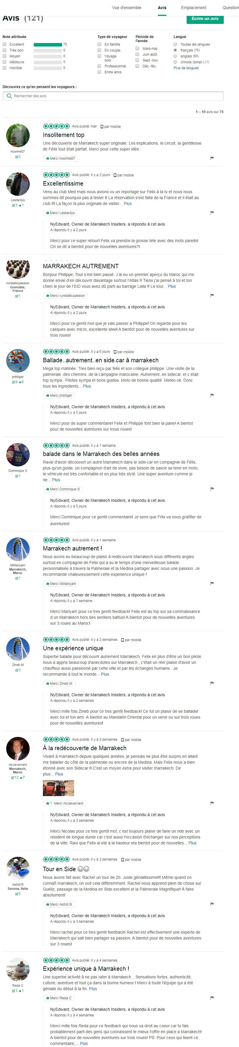 Marrakech Insiders Ce qu il faut savoir pour votre visite TripAdvisor