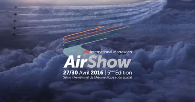 Marrakech Air Show 2016
