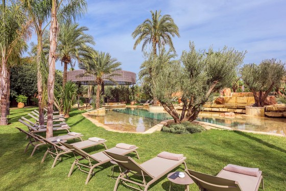 Hotel Tigmiza Marrakech