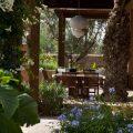 location Villa marrakech Jardin Berbère