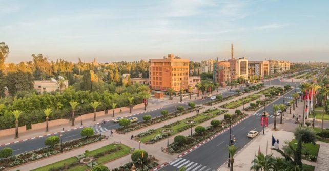 Vivre à Marrakech