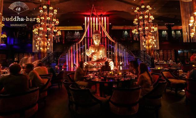 Meilleur Restaurant Asiatique Marrakech