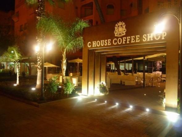 c house café marrakech