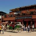 cafe de france marrakech