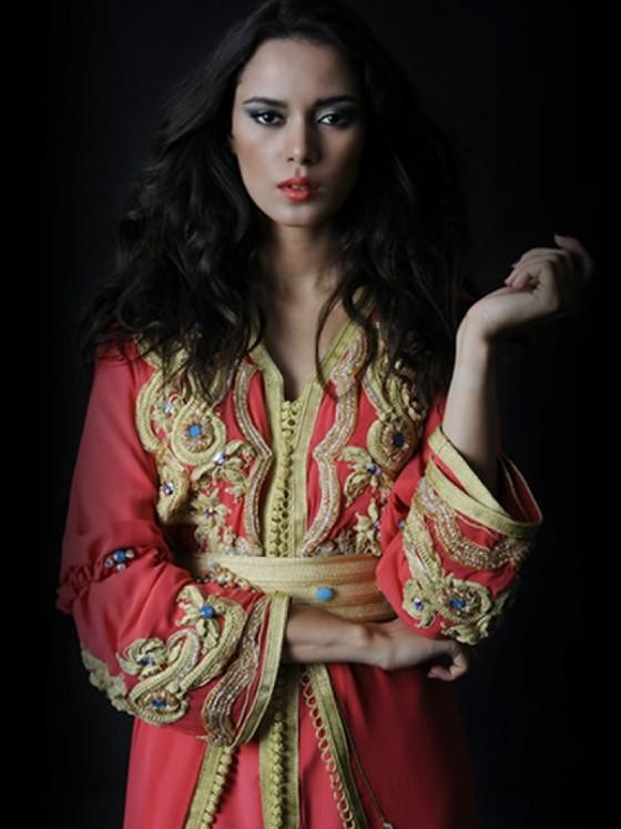 caftan Naima Bennouna Lyoubi
