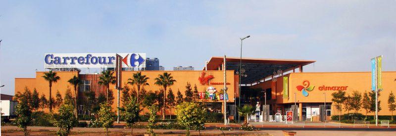centre commercial almazar marrakech