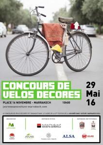 concours de vélos fashion bike