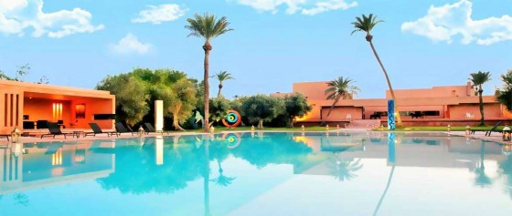 dar sabra piscine marrakech