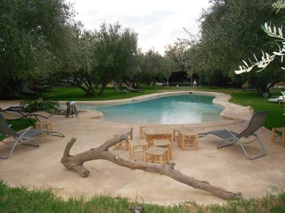 dar tougga piscine marrakech