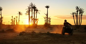 dunes et desert marrakech