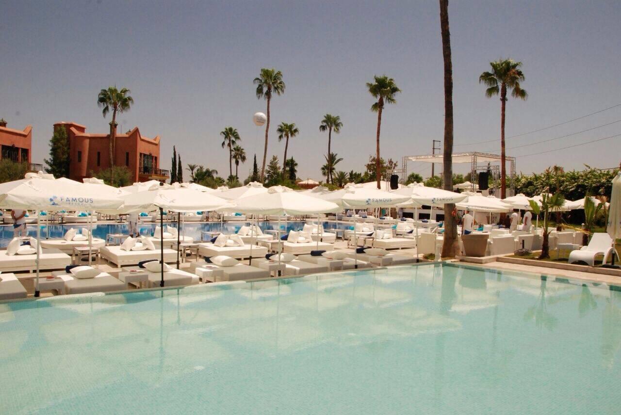Fabuleux Famous Beach Marrakech : prix, adresse, avis , photos, 3  QU95