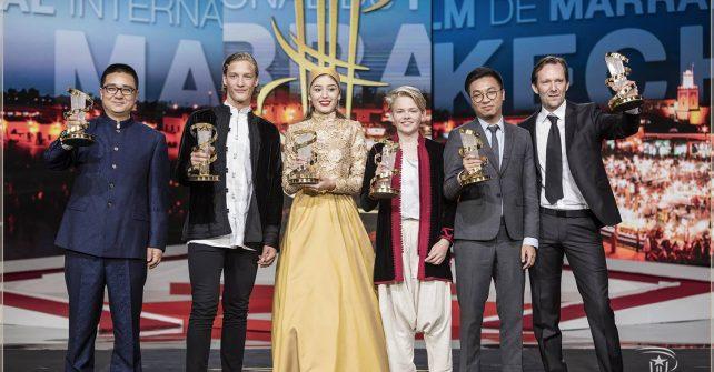 Festival International du Film de Marrakech 2017