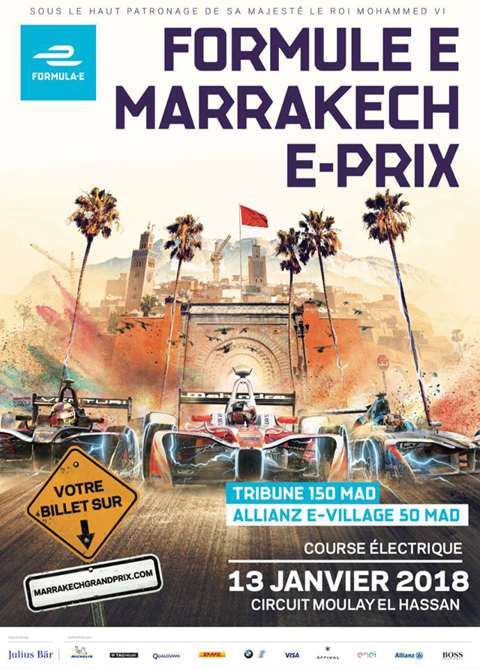 formule e marrakech e-prix marrakech