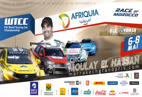 grand prix de marrakech wtcc 2016 2