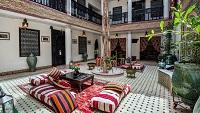 pm hôtel Ryad Art Place Marrakech