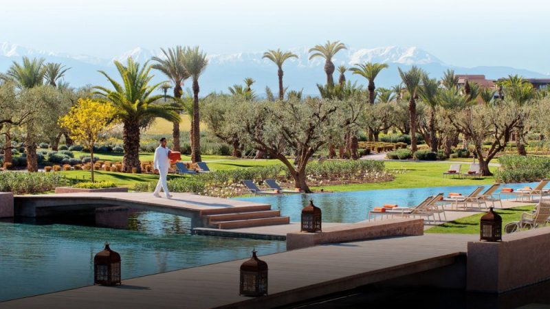 piscine -royal-palm-marrakech