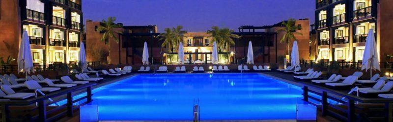 hotel de luxe marrakech barriere le naoura