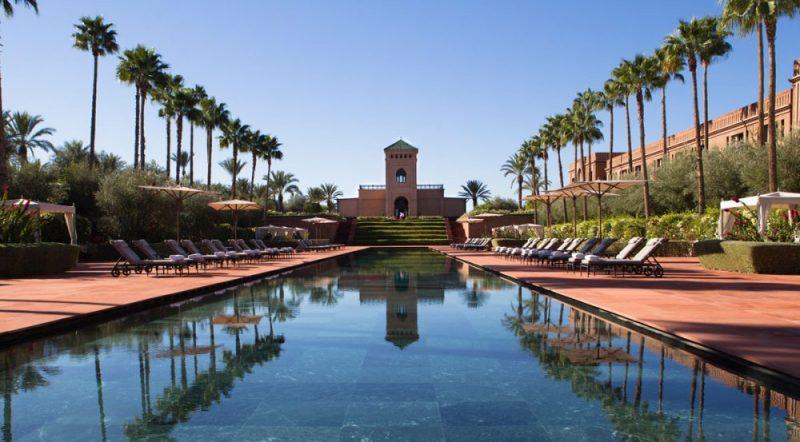 Hotel De Luxe Marrakech Selman