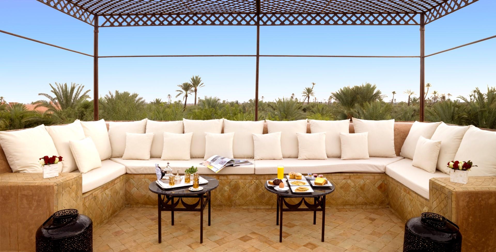 Location Villa Marrakech La Quintessenceviaprestige