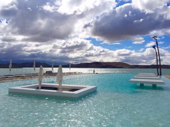 Jet atlas lac lalla takarkoust for Journee piscine