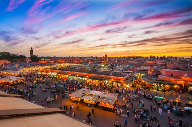 vacances marrakech jamaa-el-fna